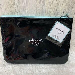 NWT Kate Spade Walk On Air Cosmetic Bag Bundle